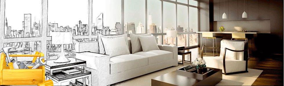 Строительство и ремонт квартир и коттеджей